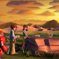 Making of Superbook